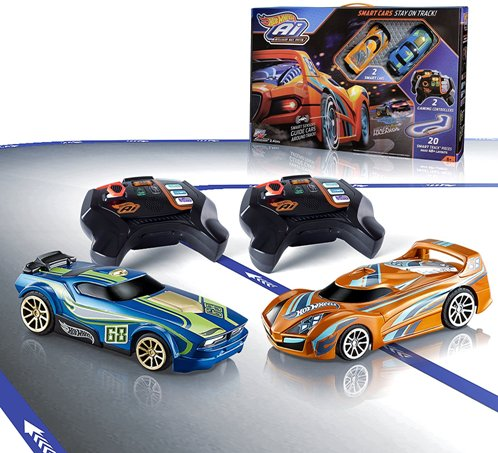 Hot Wheels AI Intellilgent Race System
