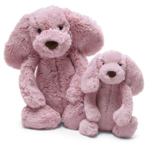 Jellycat bashful tulip puppy chime