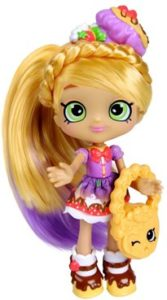 Shopkins Pam Cake Doll