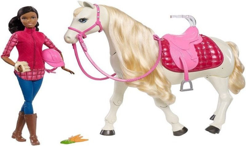 Barbie Dream Horse and Doll