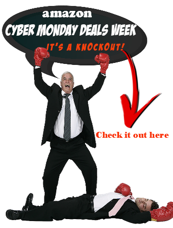 Cyber Monday Sales at Amazon