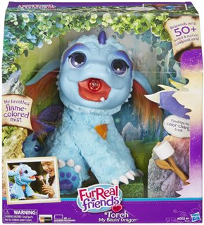 Hasbro FurReal Friends Torch My Blazin Dragon