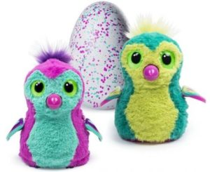 Pengualas Hatchimals egg