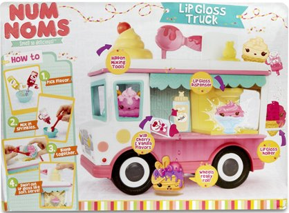 num Noms Lip Gloss Playset