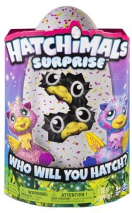 Hatchimals Twins Egg