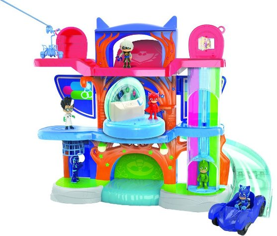 Just Play PJ Masks Playset