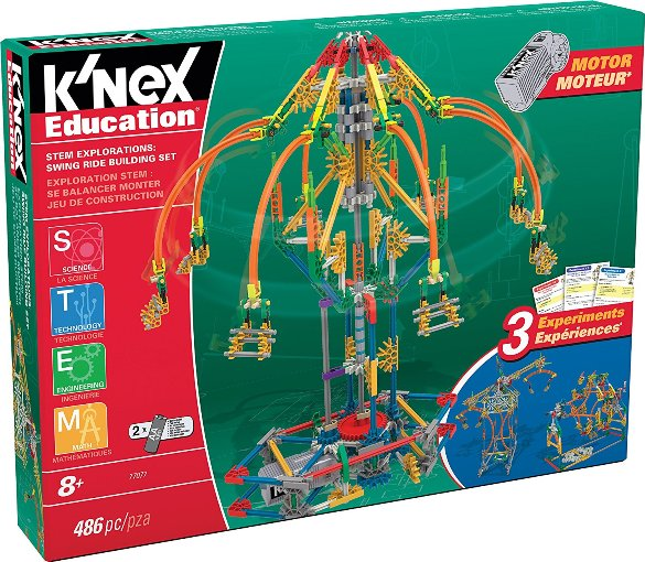 STEM Explorations Swing Ride Set